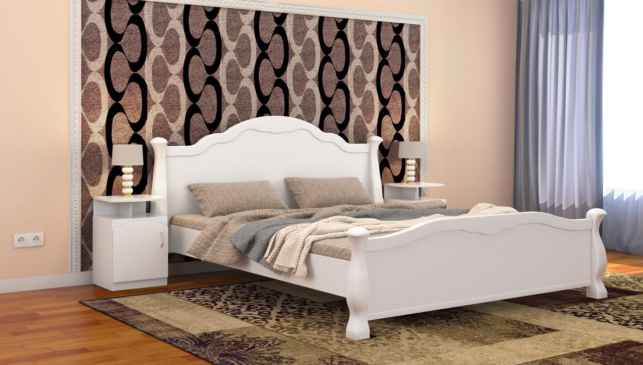 Деревянная кровать Татьяна Да-кас
