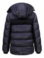 Теплая зимняя подростковая куртка, фото 2