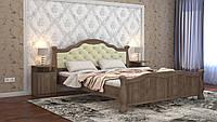 Деревянная кровать Татьяна Люкс Да-кас, фото 1