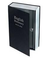 Книга - сейф Английский словарь большая 3 цвета