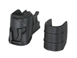 Chwyt/Lejek do gniazda magazynka AR15/M4 - Black [Kublai] (для страйкбола)
