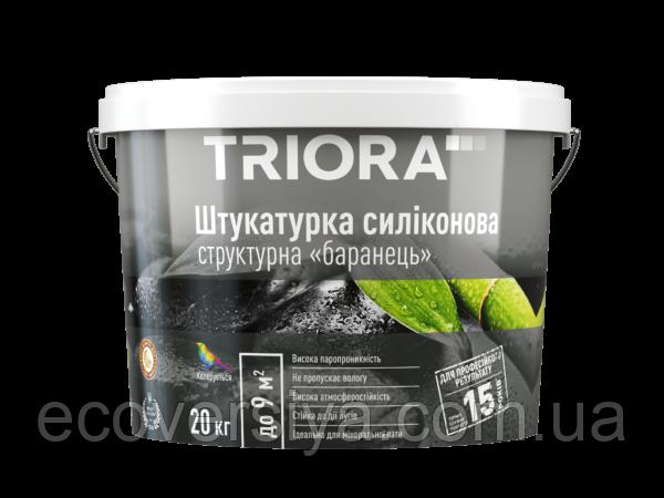 Штукатурка силіконова ТМ Troira