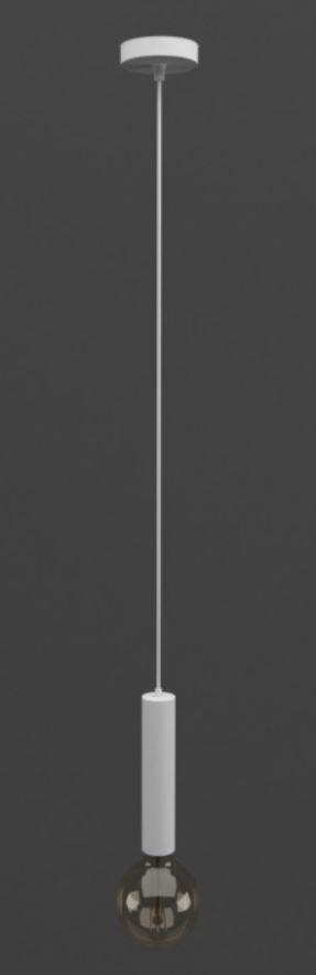Люстра Tubo mini white, 1xE27