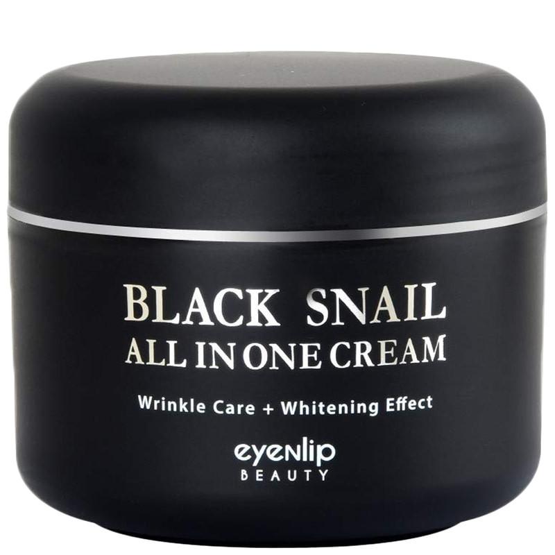 Восстанавливающий крем с черной улиткой Eyenlip Black Snail All In One Cream 100 мл (200050000023)