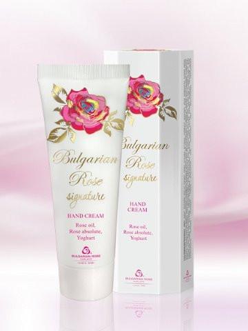 Болгарская роза крем для рук