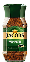 Кофе растворимый сублимированный Jacobs Monarch 95 г c/б