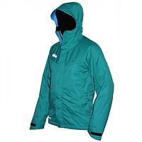 Мембранная штормовая куртка Neve Mission зеленая, фото 1