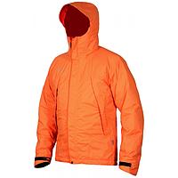 Мембранная штормовая куртка Neve Mission оранжевая