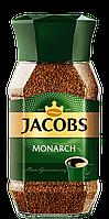 Кофе растворимый сублимированный Jacobs Monarch 45 г c/б