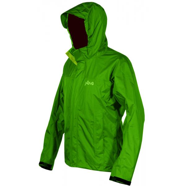 Мембранная штормовая куртка Neve Ultimate салатовая