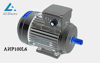 Электродвигатель АИР100L6 2,2 кВт 1000 об/мин, 380/660В