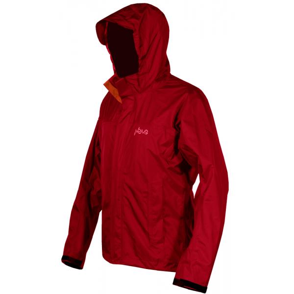 Мембранная штормовая куртка Neve Ultimate красная