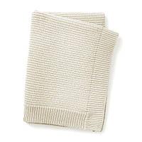 Elodie Details - Шерстяное вязаное одеяло, цвет Vanilla White, фото 1