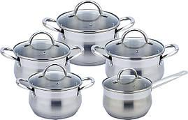 Набор посуды Con Brio CB-1152 (10 предметов)
