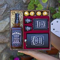 """Подарочный набор """"Jack"""". Оригинальный подарок парню, мужу, мужчине, любимому, начальнику, папе, коллеге, шефу."""