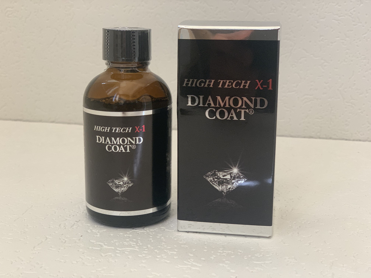 Жидкое стекло High Tech X1 Diamond Coat