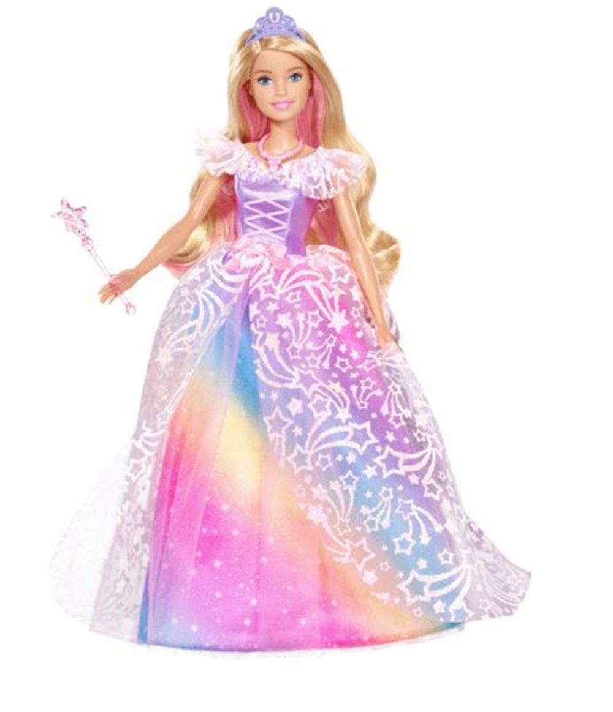 Barbie Кукла Барби Принцесса Barbie Dreamtopia Royal Ball Princess Mattel GFR45