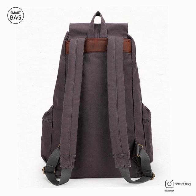 Брезентовый городской рюкзак S.c.cotton