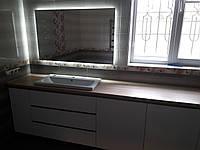 Мебель для ванной на заказ Днепр., фото 1