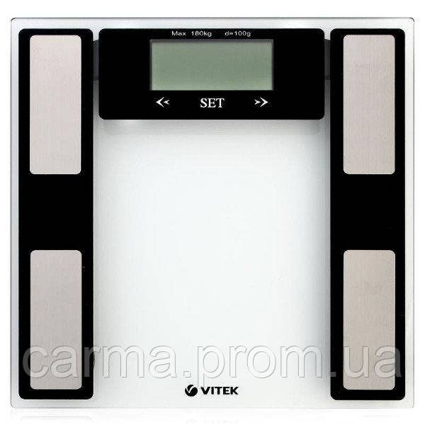 Весы напольные Vitek VT-1983 BK 180 кг