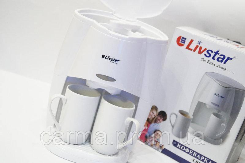 Капельная кофеварка Livstar LSU-1190