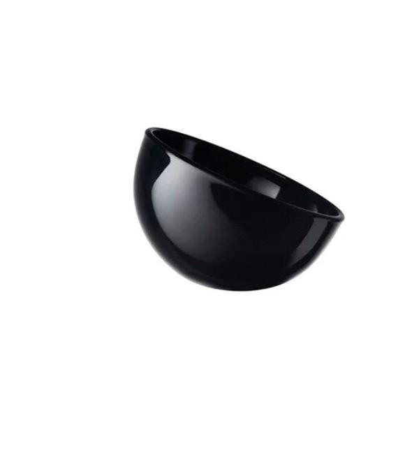 Креманка La Rochere Bubble 130 мл черная 617805