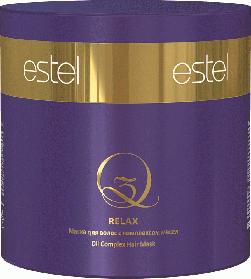 Q3 RELAX Маска для волосся з комплексом масел, 300 мл