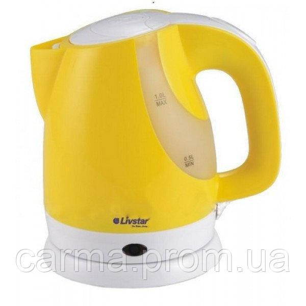 Электрочайник Livstar LSU-1140 1 л Yellow