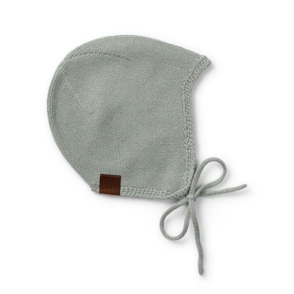 Elodie Details - Винтажная шапочка - цвет Mineral Green, 0-3 m