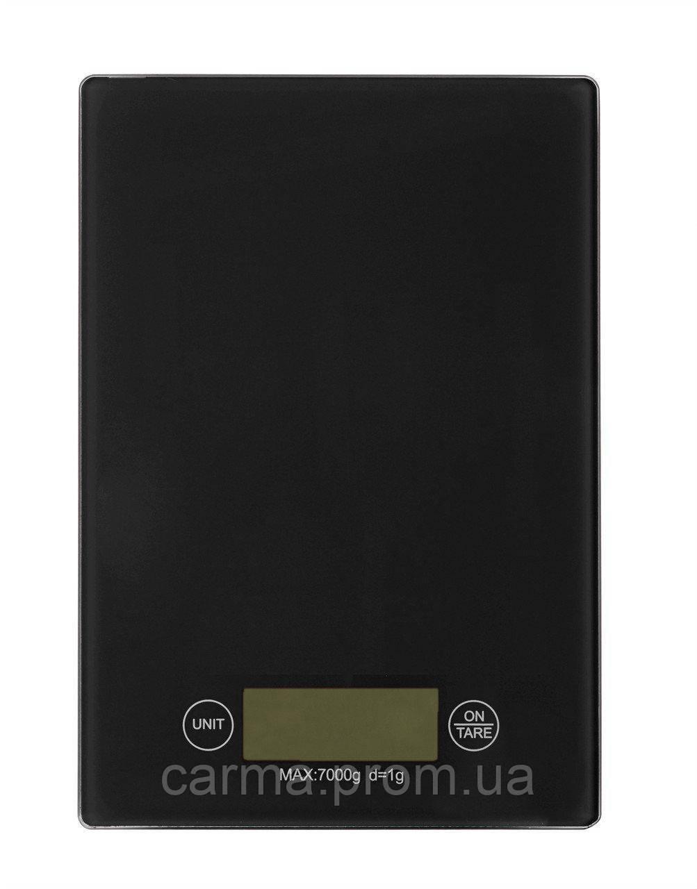 Весы кухонные Matarix MX-402 5 кг Black