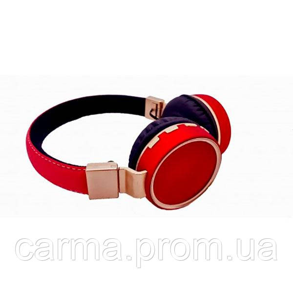 Беспроводные наушники Wireless HEADSET V684 Red