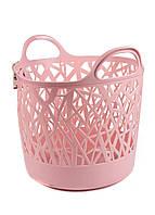 Корзина для хранения вещей Emic 42,5х26см Розовый Повреждена упаковка 1005789599 (DI661005789599)