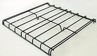 Решетка для плиты газовой черная 46,5х46,5см