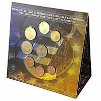 Португалія 2002. Офіційний річний набір монет