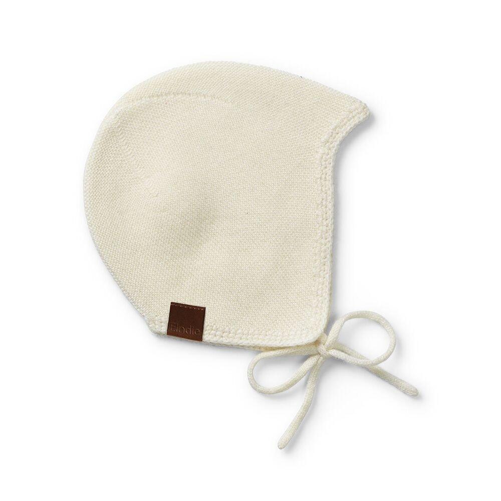 Elodie Details - Винтажная шапочка - цвет Vanilla White, 6-12 m