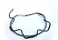 VG1500080095 Трубка обратки на самосвал HOWO Sinotruk SHAANXI FAW