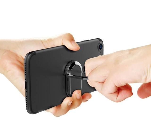 Кольцо-держатель для смартфона Escase ES-FR08