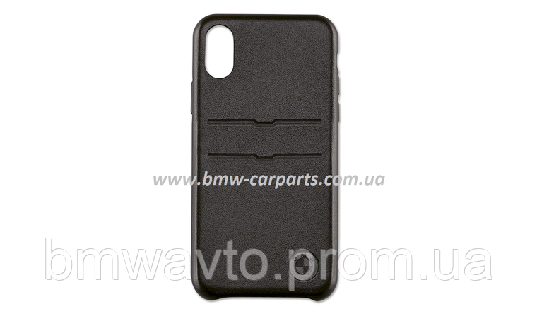 Кожаный чехол BMW для iPhone X, фото 2