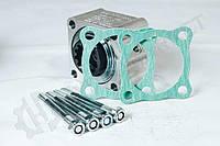 Коробка отбора мощности КОМ ZF-1 Aluminium (одношестренная прямая)