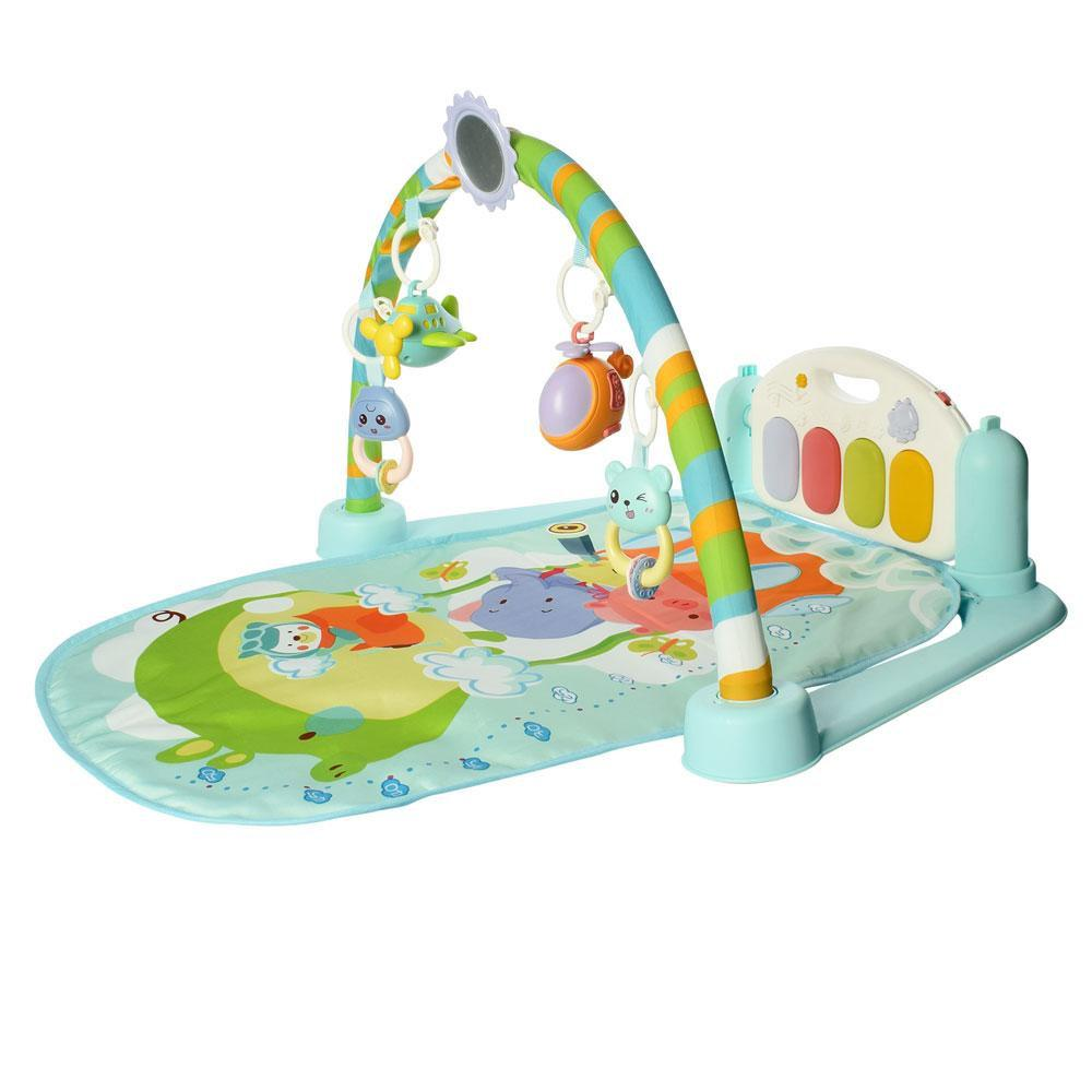 Коврик пианино для младенца 9912А размер 74-44 см