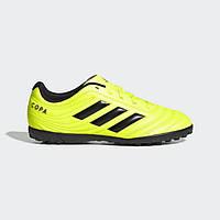 Детские футбольные бутсы Adidas Performance Copa 19.4 TF F35457, фото 1