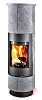 Кафельная печь Delia Standart/Serpentino ( каминофен, изразцовая печка, аккумуляционная печь )., фото 1