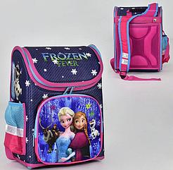 Рюкзак школьный N 00172 2 кармана, спинка ортопедическая, ножки пластиковые