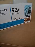 Картридж HP C4092A оригинал (01451)