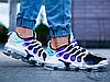 Мужские кроссовки Nike Air VaporMax Plus Grape White/Purple Green Black 924453-101, фото 2