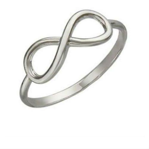 Серебряные кольца без камней и вставок