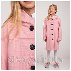 Демисезонное пальто для девочки Marlen Размеры 122-140 Новинки Осень 2019