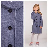 Демисезонное пальто для девочки Marlen Размеры 122- 140 Новинки Осень 2019