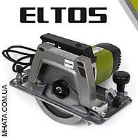 Пила дисковая (циркулярная) Eltos ПД-210-2350