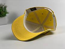 Комплект Кепка бейсболка Fresh Fruit Банан (желтая) + носки + поясная сумка бананка + металлический значок пин, фото 3
